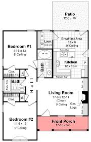 Box House Plans Home And Garden Small House Plans