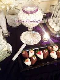 wedding candy and desserts table cake pops chocolate