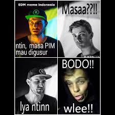 edm meme indonesia home facebook