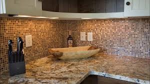 Kitchen Glass Tile - kitchen glass tile wall tiles design rocks random glazed brown