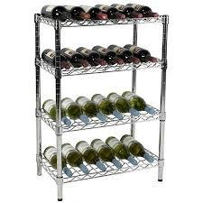 apollo hardware chrome 5 shelf wire shelving 14 u2033x24 u2033x60 u2033 u2013 apollo