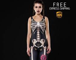 Skeleton Jumpsuit Skeleton Jumpsuit Etsy