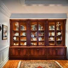 Display Dishes In China Cabinet Custom China Cabinets Custommade Com