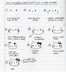 draw kitty u003dilovegravy deviantart