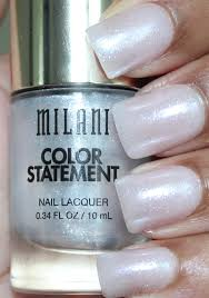 milani color statement nail lacquer swatches beauty in the geek