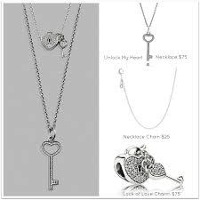 pandora heart necklace pendant images Layering pandora necklaces pandora midland texas midland park jpg