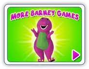 barney games hit entertainment
