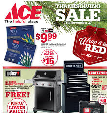 thanksgiving sale outer banks ace