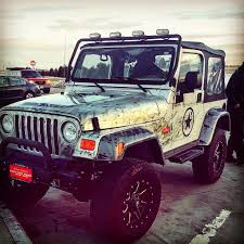 silver jeep rubicon post your silver jeep jeep wrangler tj forum