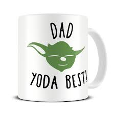 dad yoda best coffee mug dad mug gift for dad