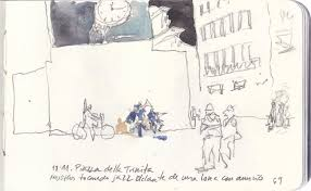 one month in florence with a pocket sketchbook 6 urban sketchers