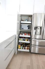 tag for pinterest kitchen cabinets painted ideas nanilumi also best 25 microwave storage ideas on pinterest cabinet unbelievable kitchen