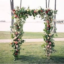wedding arch kelowna florist vancouver postmark flowers local organic florist
