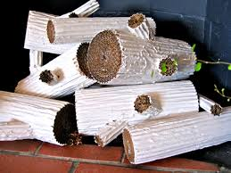 Artificial Logs For Fireplace by Diy Cardboard Faux Logs U2013 Design Sponge