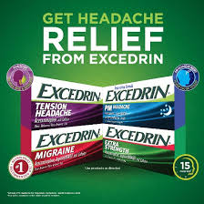 Headache Before Bed Excedrin Pm Headache Pain Reliever Caplets 100ct Target