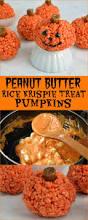 halloween pumpkin transparent background peanut butter rice krispie treat pumpkins savory experiments