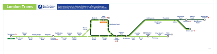 lexus uk map updates tram transport for london