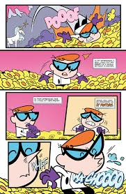 dexter u0027s laboratory 3 of 4 comics by comixology