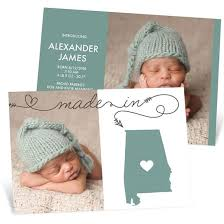 birth announcements birth announcements custom designs from pear tree
