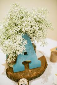 Centerpieces For Boy Baptism by Best 25 Baby Boy Shower Decorations Ideas On Pinterest Baby