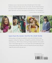 jil eaton u0027s knitting the complete guide to becoming a
