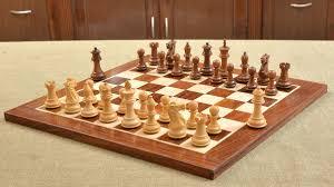Buy Chess Set by Buy Wooden Chess Set In Ebony Wood Sheesham Online