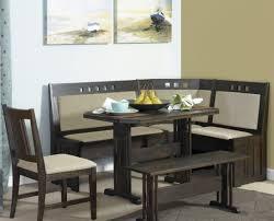 bench breakfast nook design ideas stunning corner bench dining