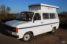 ford transit mk2 camper van classic cars pinterest ford
