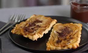cuisiner du fenouil frais tatin au fenouil confit sauce chocolat recette interfel les