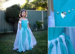 wonderful diy sewing frozen elsa u0027s dress