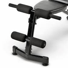 marcy foldable utility bench sb 228 walmart com