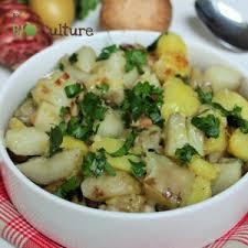 cuisiner des topinambours a la poele poêlée aux topinambours le recettes des paniers bio