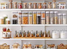 how to store food in cupboards larder lust how to organise your food storage space you