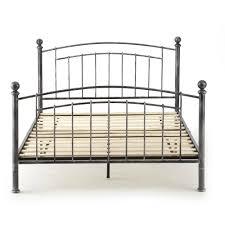 bed frames extra strong bed frame sleep master mattress sleep