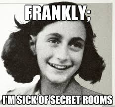 Hide And Seek Meme - these holocaust are very offensive anne frankly they need to stop