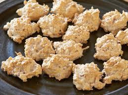 alton u0027s toasty coconut macaroons 12 days of cookies fn dish