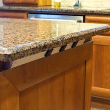 Under The Cabinet Lights by Power Strip Under The Countertop On Island Like This Better Than