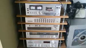 Diy Audio Equipment Rack Audio Vintage Rack Modular U0026 Kraftwerk Youtube