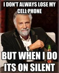 Cell Phone Meme - silent cell phone meme funny it pinterest cell phone meme