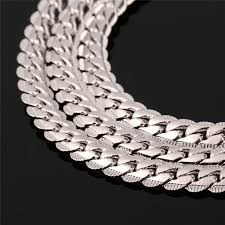 rose gold snake necklace images Collare trendy men snake chain black gun rose gold gold silver jpg