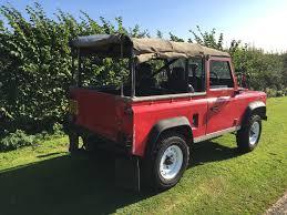 1990 land rover defender 90 1990 land rover defender 90 200 tdi rhd canvas top sold