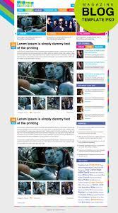 11 best free web templates psd images on pinterest website