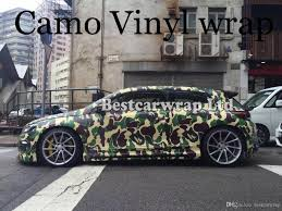 camo jeep grand cherokee large frost camo vinyl full car wrapping camouflage foil stickers