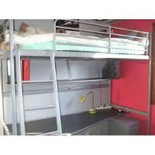 lit mezzanine avec bureau intégré lit mezzanine bureau ikea affordable lit mezzanine u bureau ikea