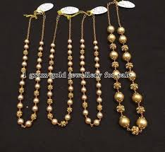 indian bead jewelry necklace images Indian jewellery designs simple beads necklace sets beds jpg