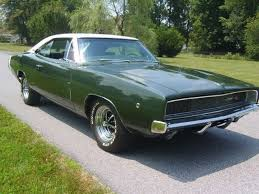 green 1968 dodge charger for sale mcg marketplace