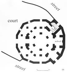 mosque floor plan the khâtim mosque in bogué mauritania eric ross academic