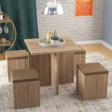 contemporary kitchen furniture modern dining room sets you ll wayfair
