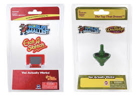 zulily save up to 45 off tiny treasures includes etch a sketch