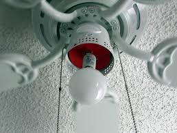 Light Bulb For Ceiling Fan How To Change A Light Bulb In A Lowe S Harbor Ceiling Fan